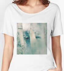 Ice texture 4 Women's Relaxed Fit T-Shirt