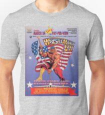 Wrestle Mania VII Unisex T-Shirt