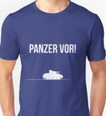 Panzer vor! Unisex T-Shirt