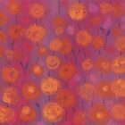 Candy field, pink & orange by clipsocallipso