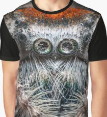 Jumping Spider Graphic T-Shirt