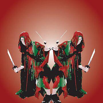 warrior by oscar