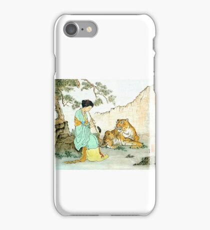 """""""Beauty and Beast""""  iPhone Case/Skin"""