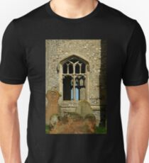 Window with no Glass. Unisex T-Shirt