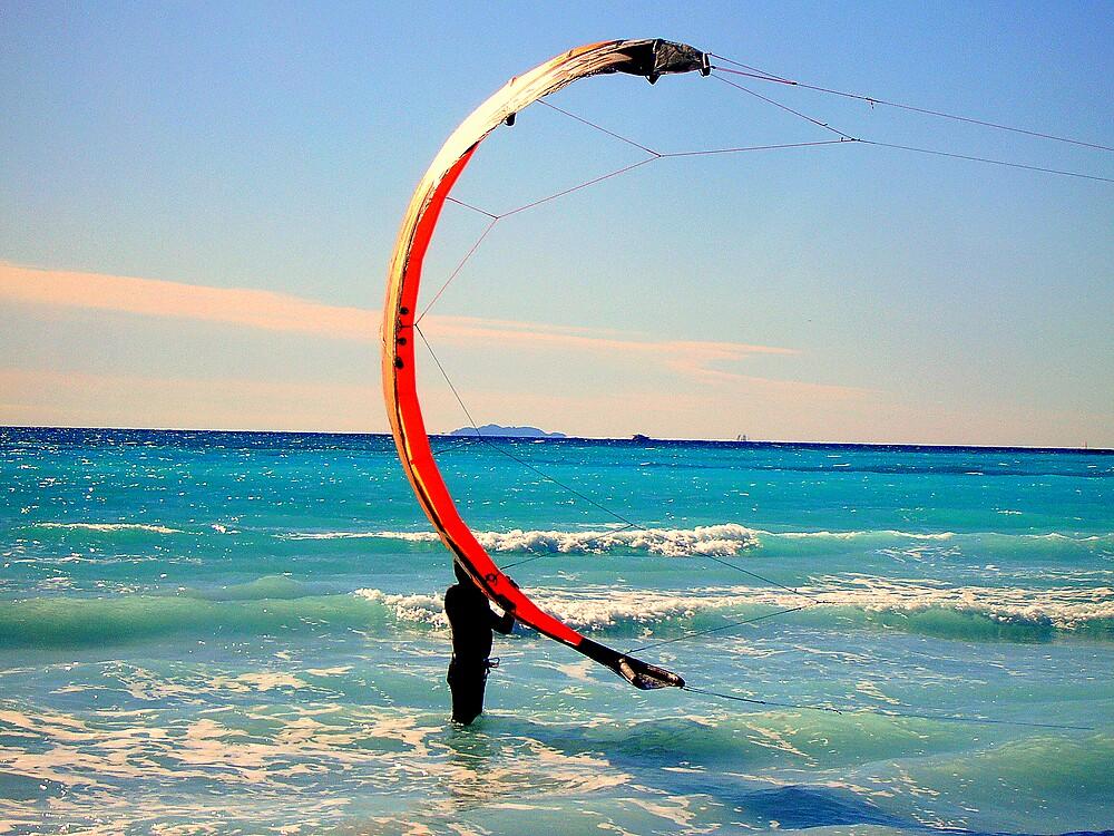 Kitesurf 2 by honey