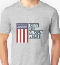 Enemy of the American People Unisex T-Shirt
