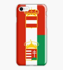Austria-Hungary Flag Phone Case iPhone Case/Skin