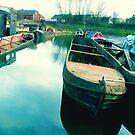 Abandoned Boats by Faizan Qureshi