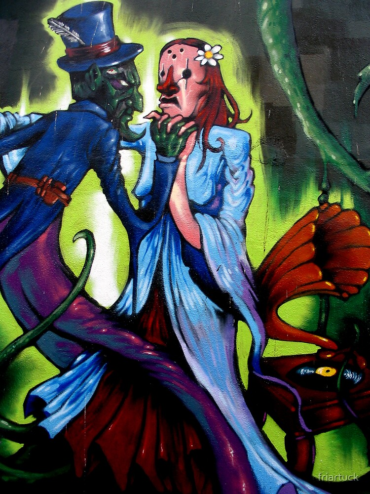 Dance with the Devil by friartuck