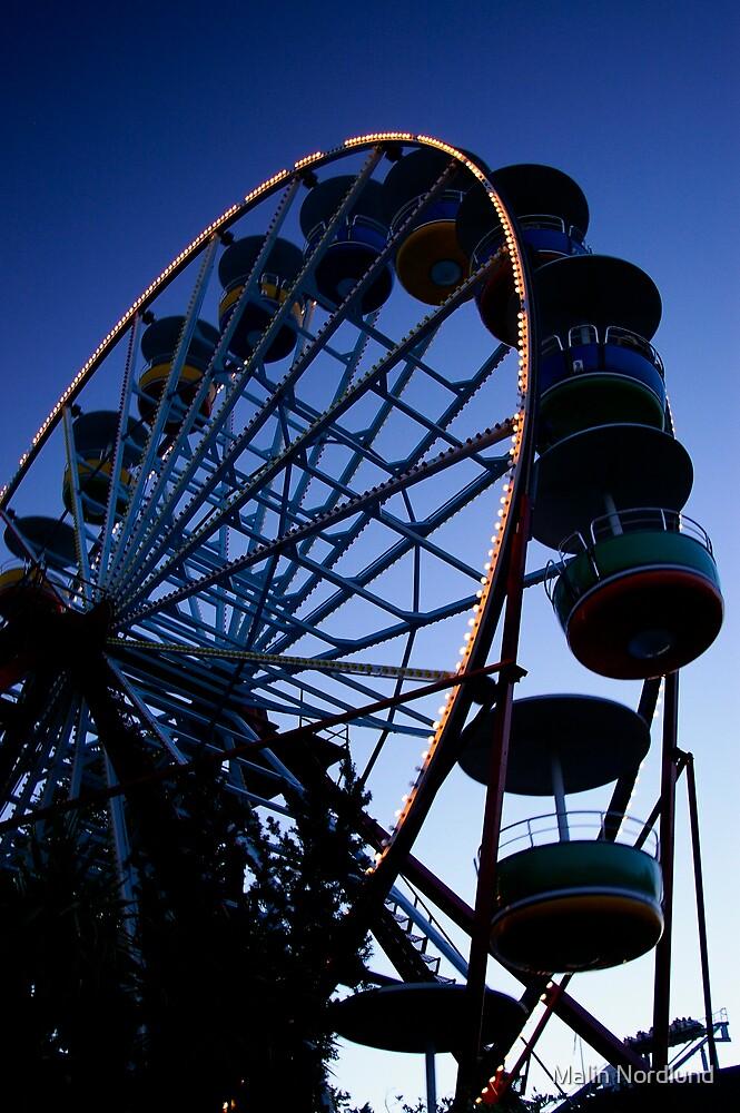 The Wheel by Malin Nordlund