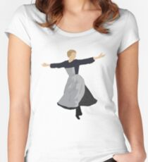 Sound of Music - Movie Women's Fitted Scoop T-Shirt