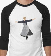 Camiseta ¾ estilo béisbol Sonido de la música - Película