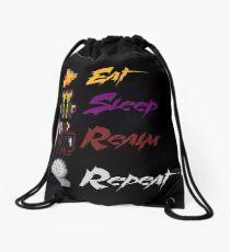 RotMG Life Cycle Drawstring Bag