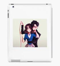 Veronica & JD (Heathers) iPad Case/Skin