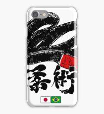 Brazilian Jiu Jitsu iPhone Case/Skin