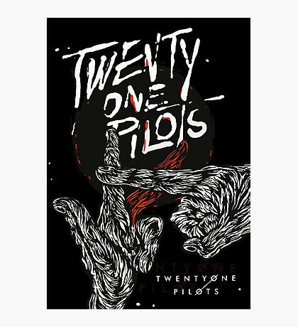 twenty one pilots Photographic Print
