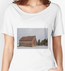 The Empty Barn Women's Relaxed Fit T-Shirt