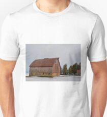 The Empty Barn Unisex T-Shirt