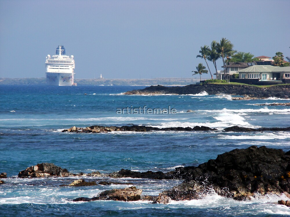 Hawaii  by artistfemale