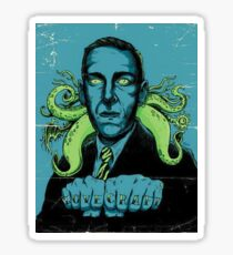 HP Lovecraft Sticker