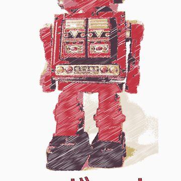 Robotto by Godlesswanderer