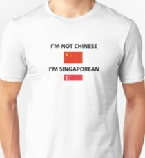 I'M SINGAPOREAN Unisex T-Shirt