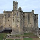 Warkworth Castle, Northumberland by blod