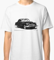 50s Retro Car Design  Classic T-Shirt
