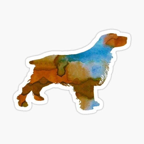 Spaniel Sticker