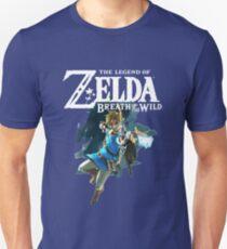 The Legend of Zelda: Breath of The Wild - Link T-Shirt