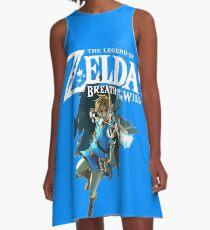 The Legend of Zelda: Breath of The Wild - Link A-Line Dress