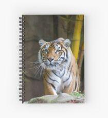Tiger Spiral Notebook
