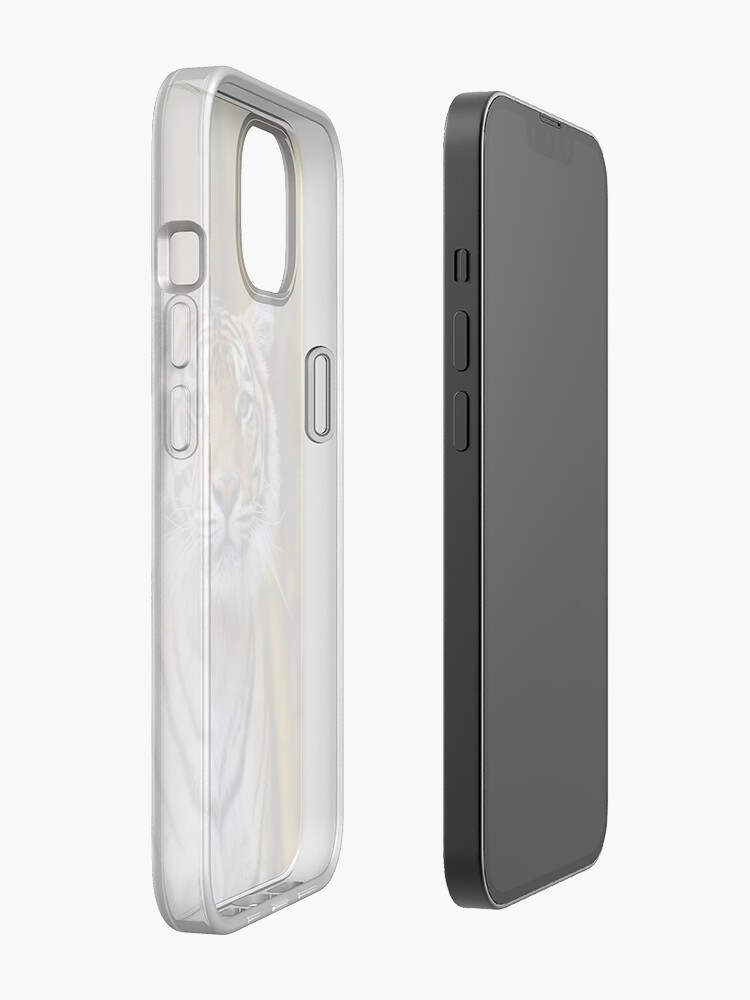 Alternate view of Tiger iPhone Case