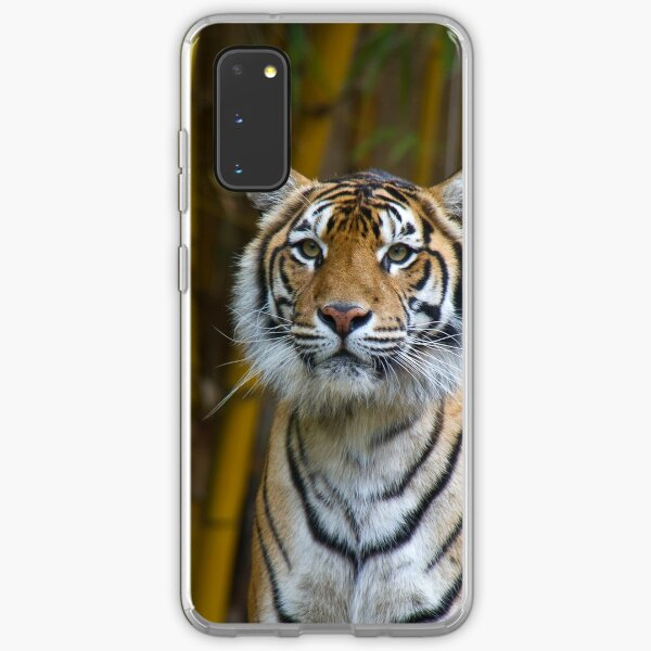 Tiger Samsung Galaxy Soft Case