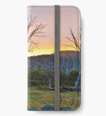 Morning iPhone Wallet/Case/Skin