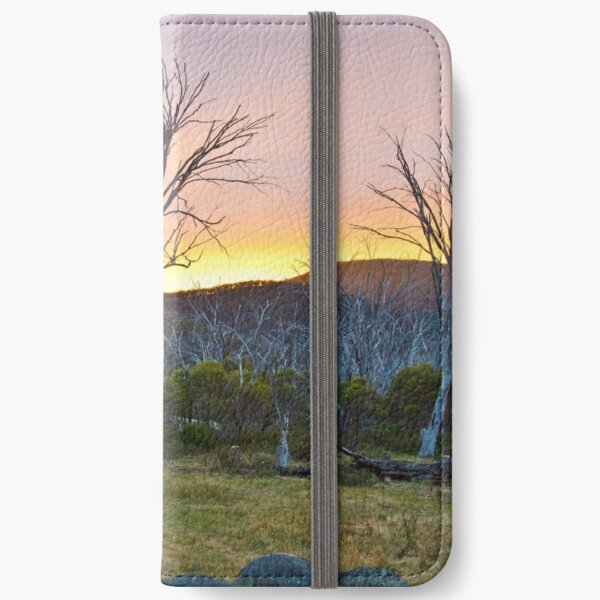 Morning iPhone Wallet