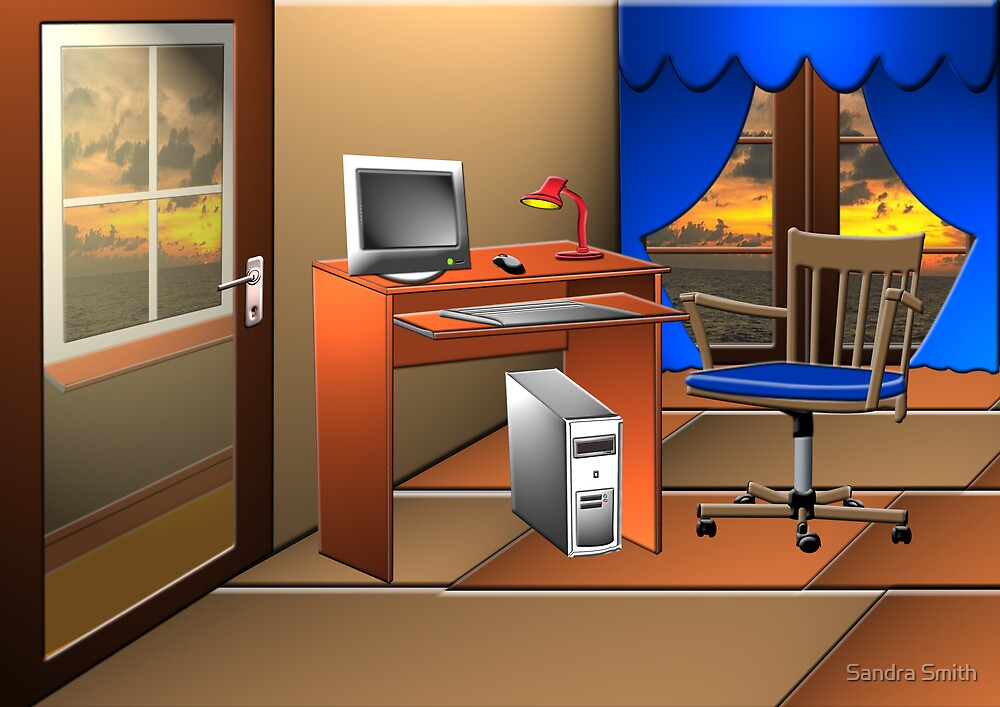 My Ideal Work Place by Sandra Smith