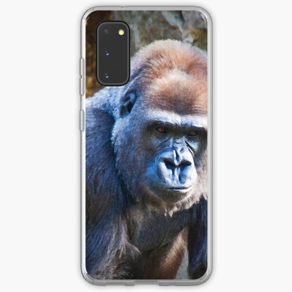 The Portrait Samsung Galaxy Soft Case