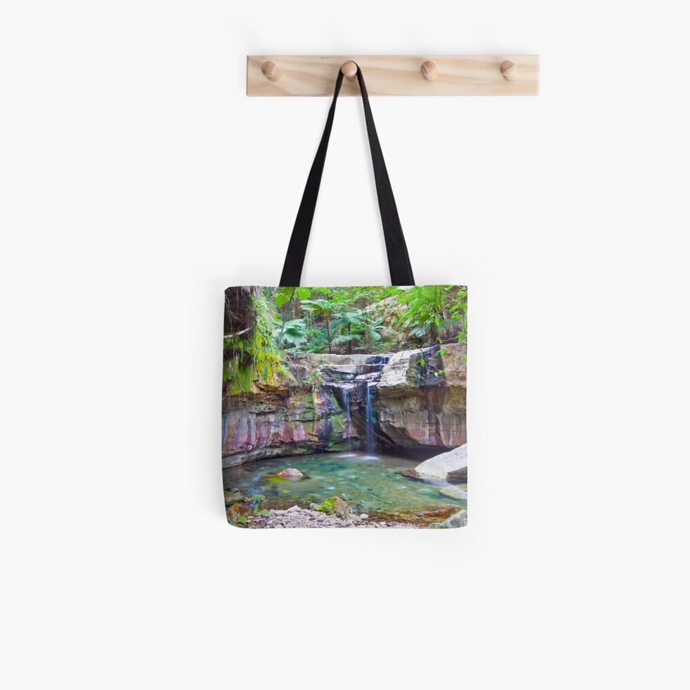 The Moss Gardens II Tote Bag