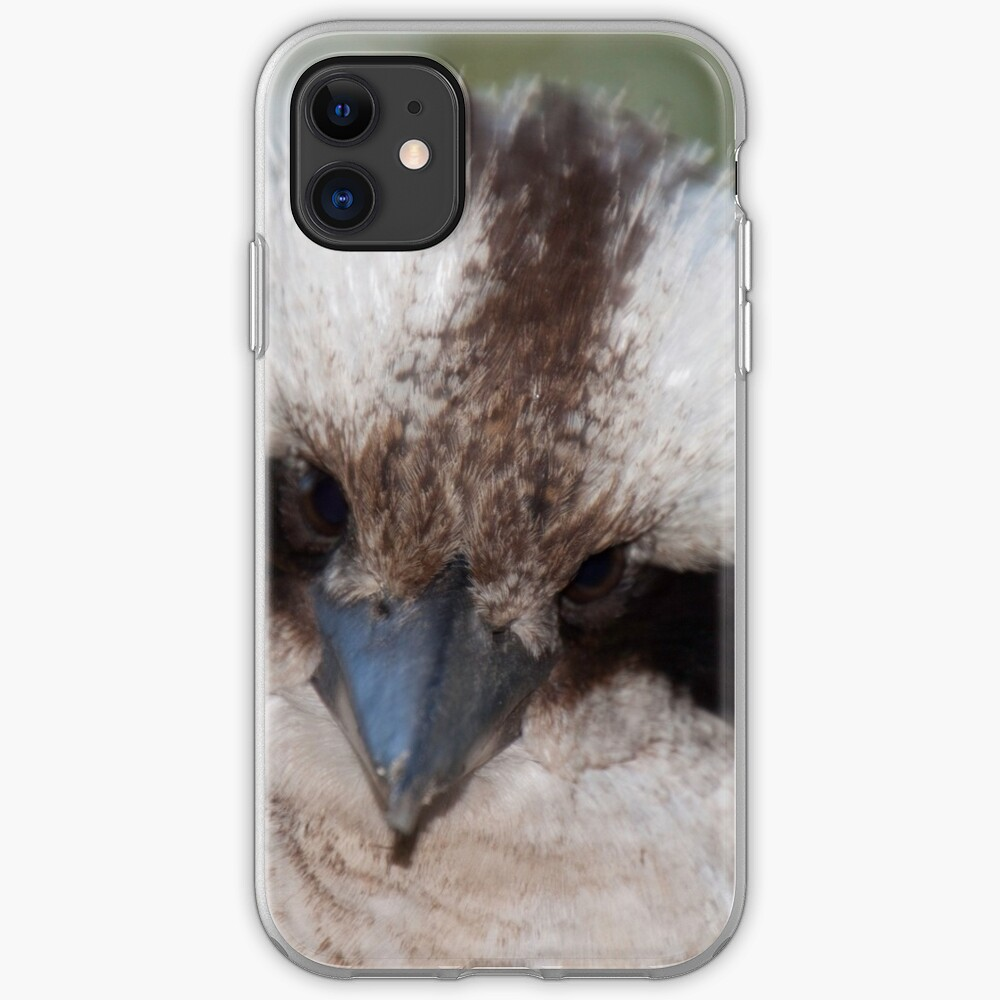 Who you look'in at? iPhone Case & Cover