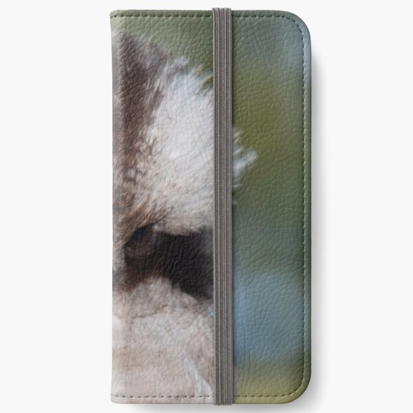 Who you look'in at? iPhone Wallet