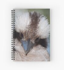 Who you look'in at? Spiral Notebook