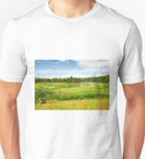 Pretty Countryside Unisex T-Shirt