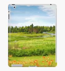 Pretty Countryside iPad Case/Skin