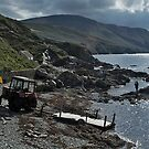 At Niarbyl Point by WatscapePhoto