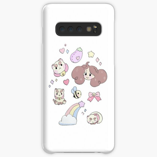bee n puppycat Samsung Galaxy Snap Case