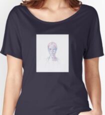 Her Face Women's Relaxed Fit T-Shirt