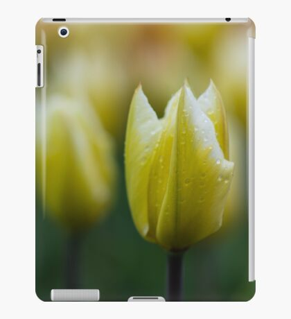 Yellowgreenish iPad Case/Skin