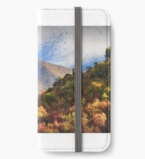 mountain nature iPhone Wallet/Case/Skin