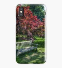 Late Summer Walks iPhone Case/Skin